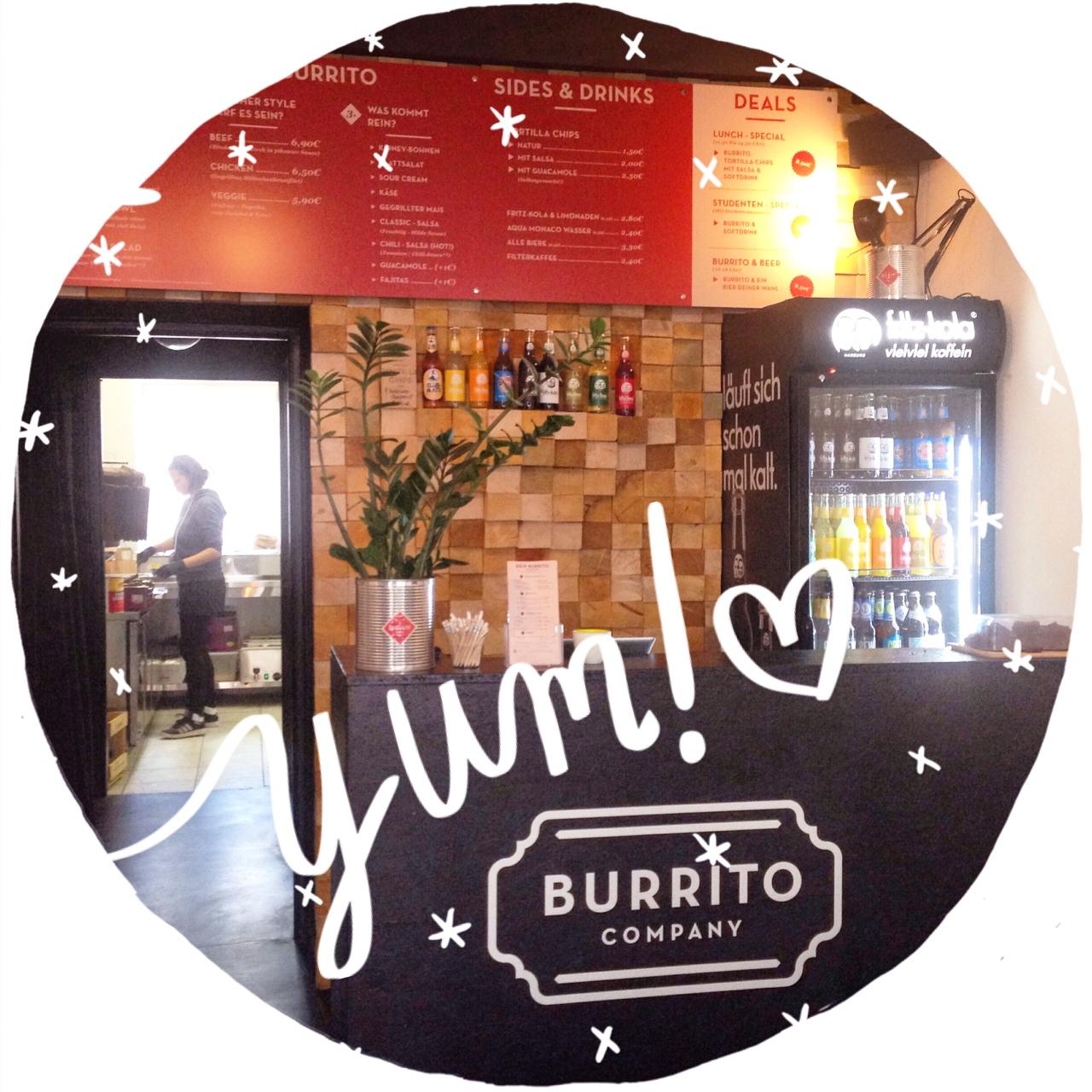 ernstlichdeins.de Burrito