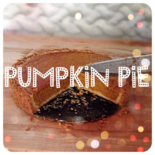 ernstlichdeins.de Pumpkin Pie