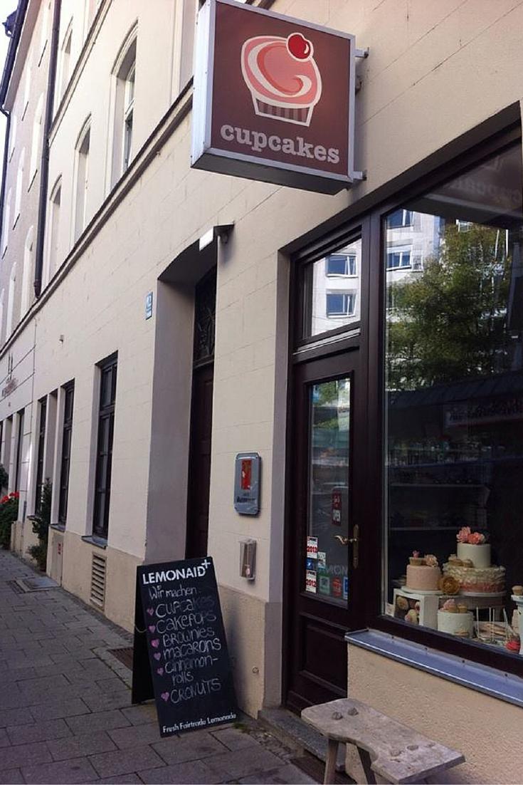 Wir machen Cupcakes München ernstlichdeins.de