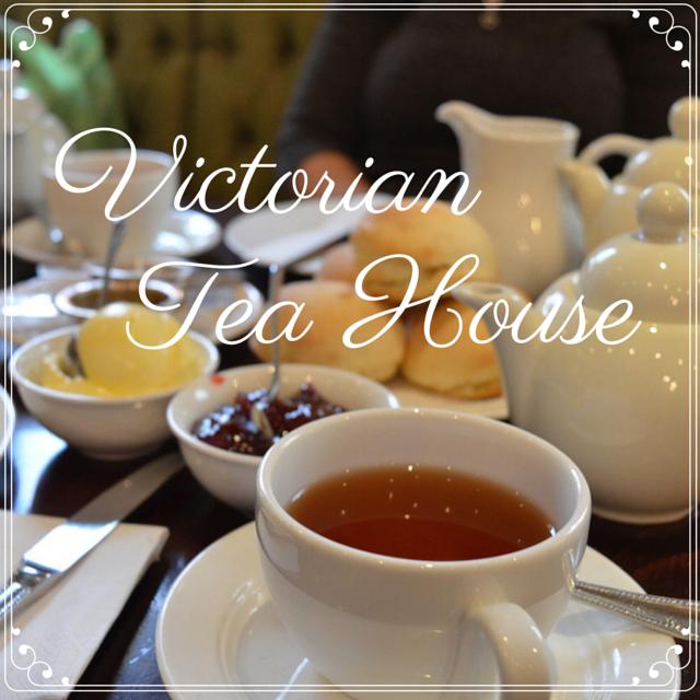 ernstlichdeins.de Victorian Tea House
