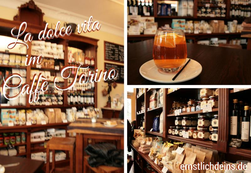 Caffe Torino Übersicht l ernstlichdeins