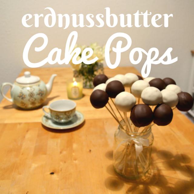 ernstlichdeins.de Erdnussbutter Cake Pops