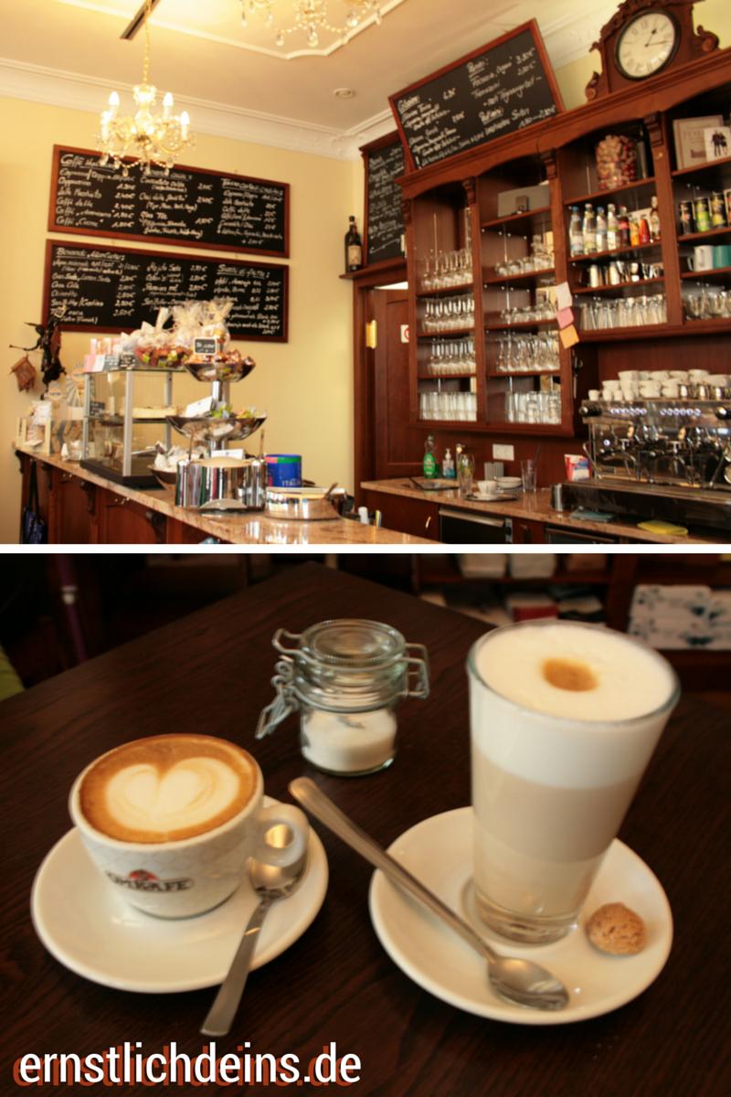 Caffe Marktoberdorf Latte Macchiato Cappuccino l ernstlichdeins